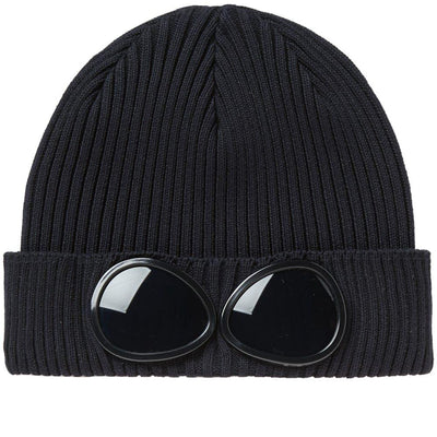 CP Company Knit Hat in Navy