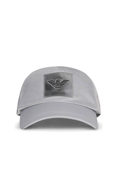 Armani Cap in Grey