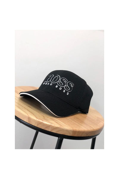 BOSS Cap in Black