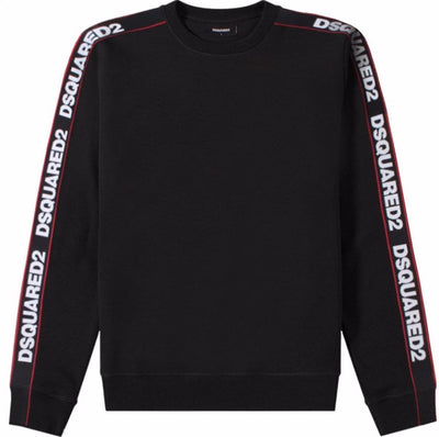 Dsquared2 Black Knit