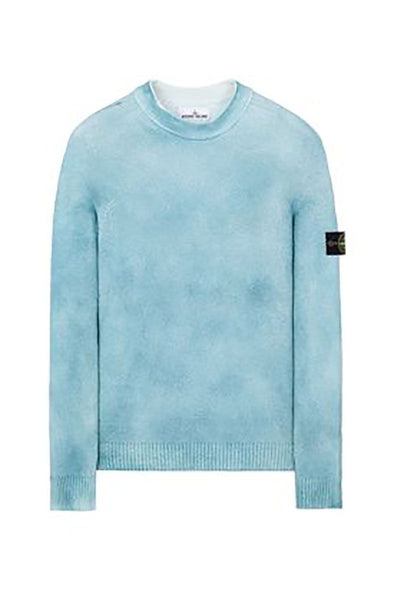 STONE ISLAND - KNITTED CREW NECK