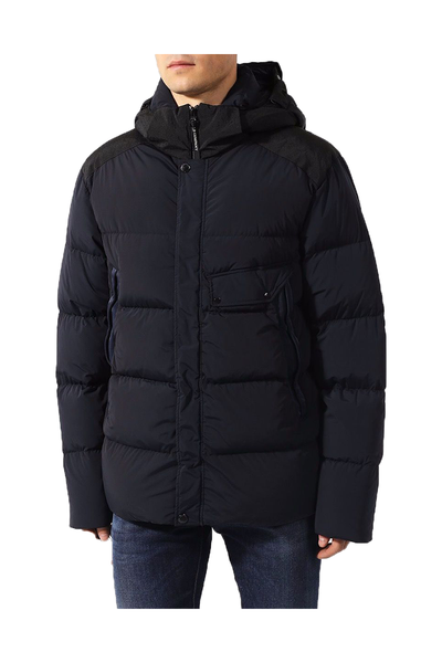 CP COMPANY JACKET-NAVY