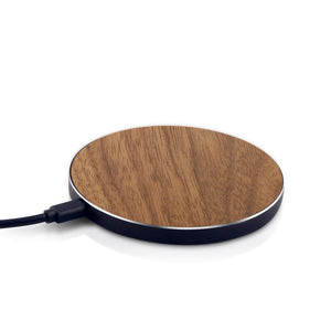 Metal Walnut wireless charger