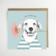 Load image into Gallery viewer, Flower Dog Birthday