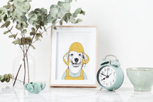 Load image into Gallery viewer, Sailor Dog Art Print