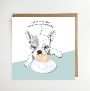 Coffee Lovers Birthday