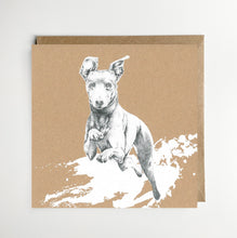 Load image into Gallery viewer, Running Whippet