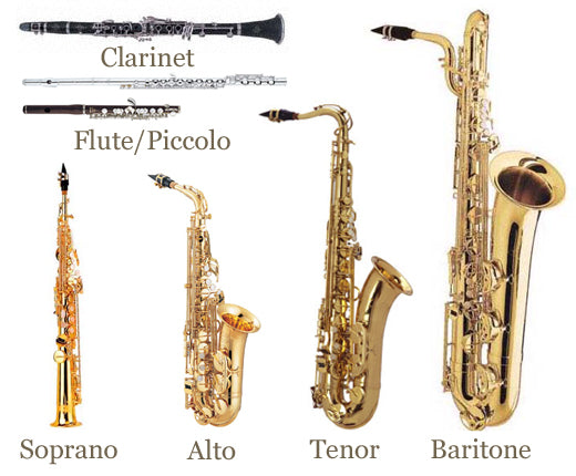 Piccolo Instrument Parts Back To Woodwind Basic...