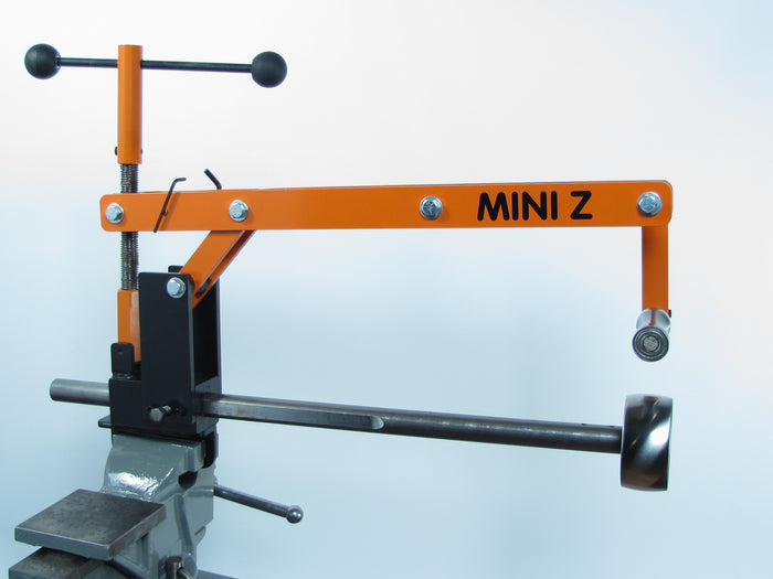 Z60M MINI-Z Vise Mounted Dent Machine