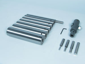 Z60-50 Tone Hole Body Burnishing Set