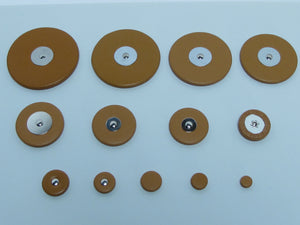 B43 Thin Pad with Flat Metal Resonator Sets and Assortments