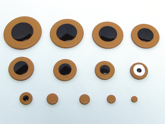 B52 Sets and Assortments Thin Sax Pads with Selmer Type Plastic Resonator
