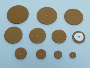 B58M 56.5-70mm Universal Thin Sax Pads