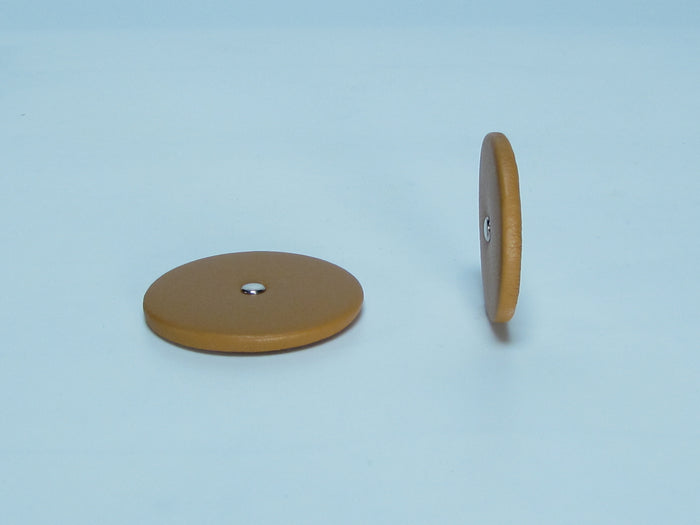 B42 38.5-54mm Rivet Sax Pads -Domestic Felt