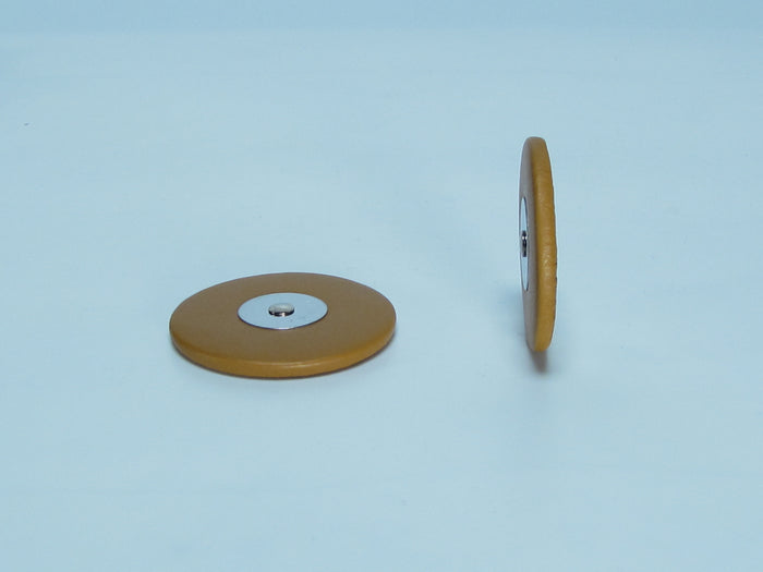 B43 22.5-38mm Thin Pad with Flat Metal Resonator