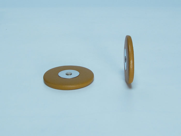 B44 22.5-38mm Regular Pad with Flat Metal Resonator