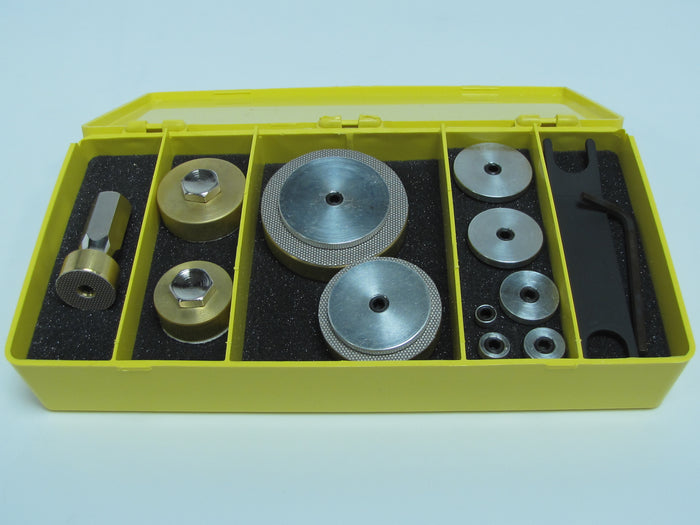 E97 Rotary Tone Hole Refacing Set