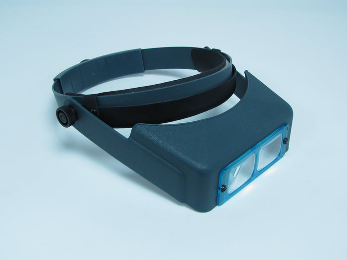 J3 OptiVisor 2x magnifier with adjustable headband
