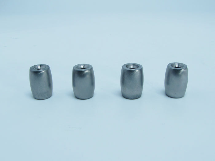 N57X Set of 4 dent balls, ground finish .755, .760, .765, .770