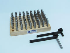 P87S-10 Set of 10 Slug Mandrels