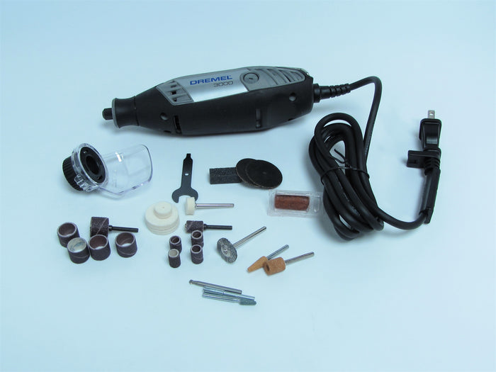 X195-Dremel Variable Speed Moto Tool
