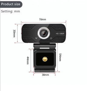 IPSPL PWC -09 HD 1080P Conference Camera -  UIDAI Approved
