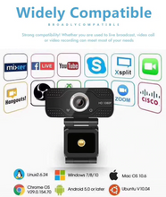 Load image into Gallery viewer, IPSPL PWC -09 HD 1080P Conference Camera -  UIDAI Approved