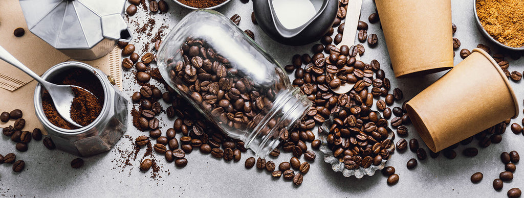 What are the different coffee and what exactly is brewing coffee?