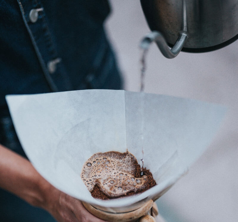 best water quality for coffee brewing