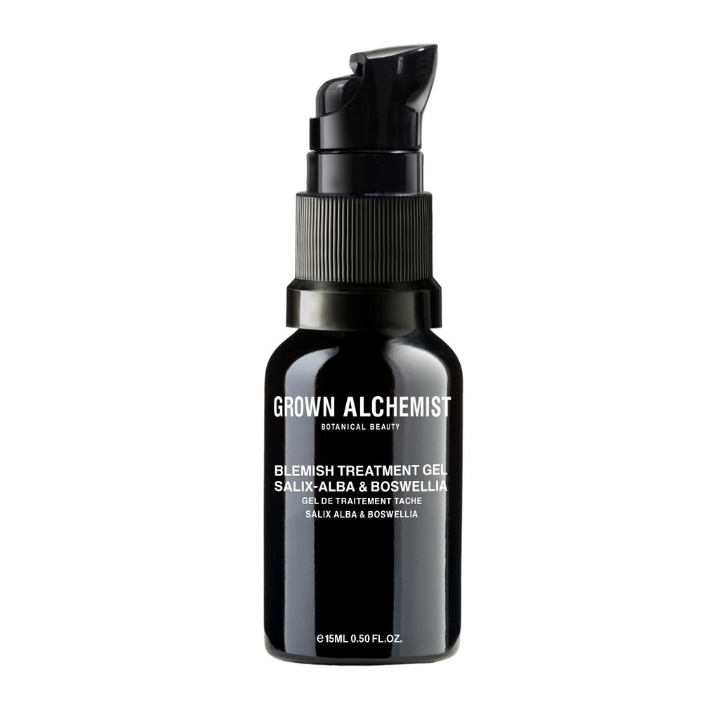 Grown Alchemist Blemish Treatment Gel: Salix-Alba & Boswellia