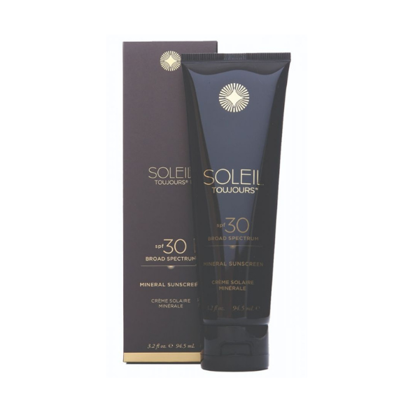Soleil Toujours Mineral Based Sunscreen SPF 30