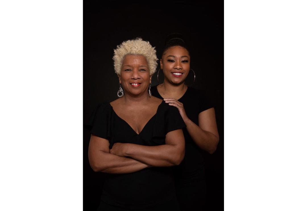 Claudette & Sheon Wellons Owners of LaShee Floral and Events
