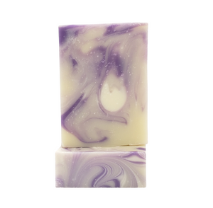 Pure Lavender Bar, all natural soap
