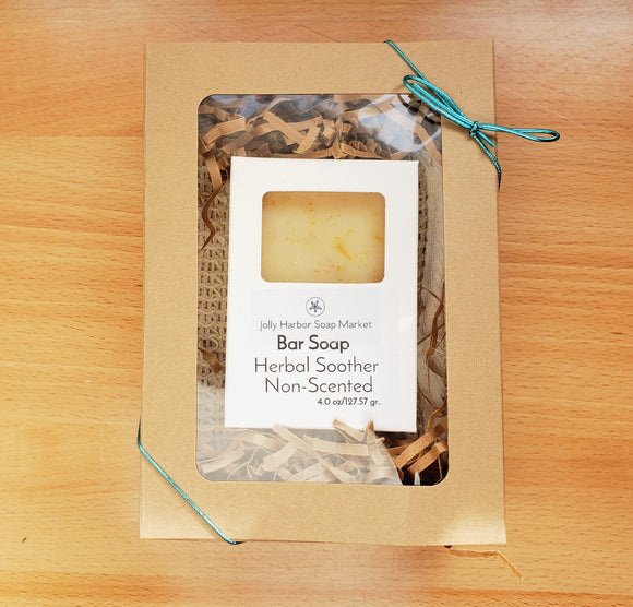Soap and Washcloth Gift Package Bundle ~ choose your scent!