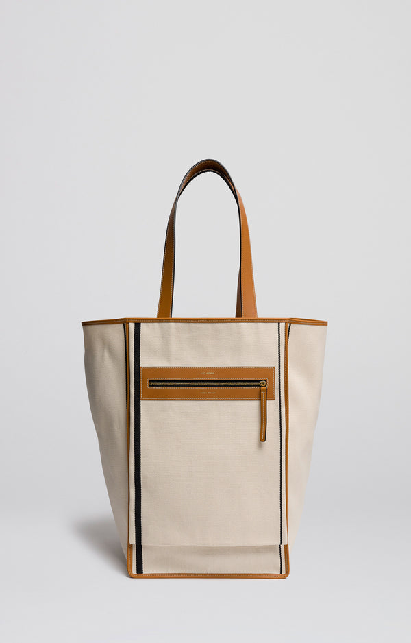 Saylor | Canvas Tan