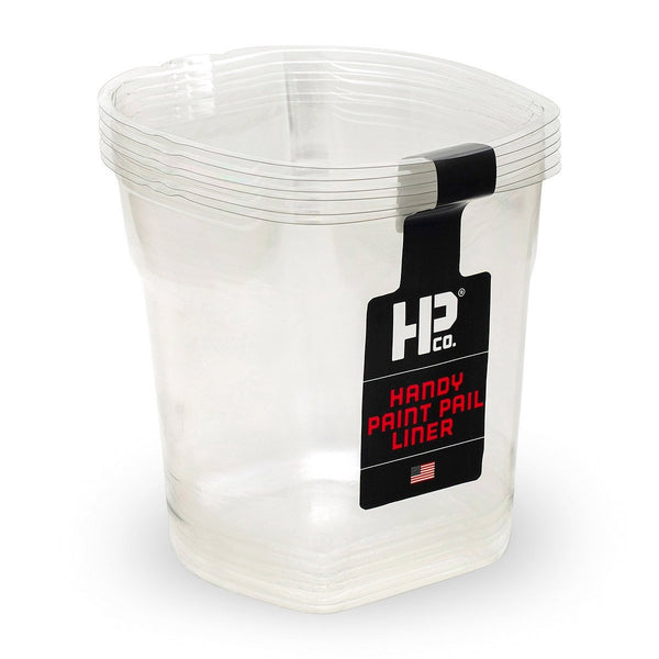 Handy Paint Pail Liners - 6 Pack