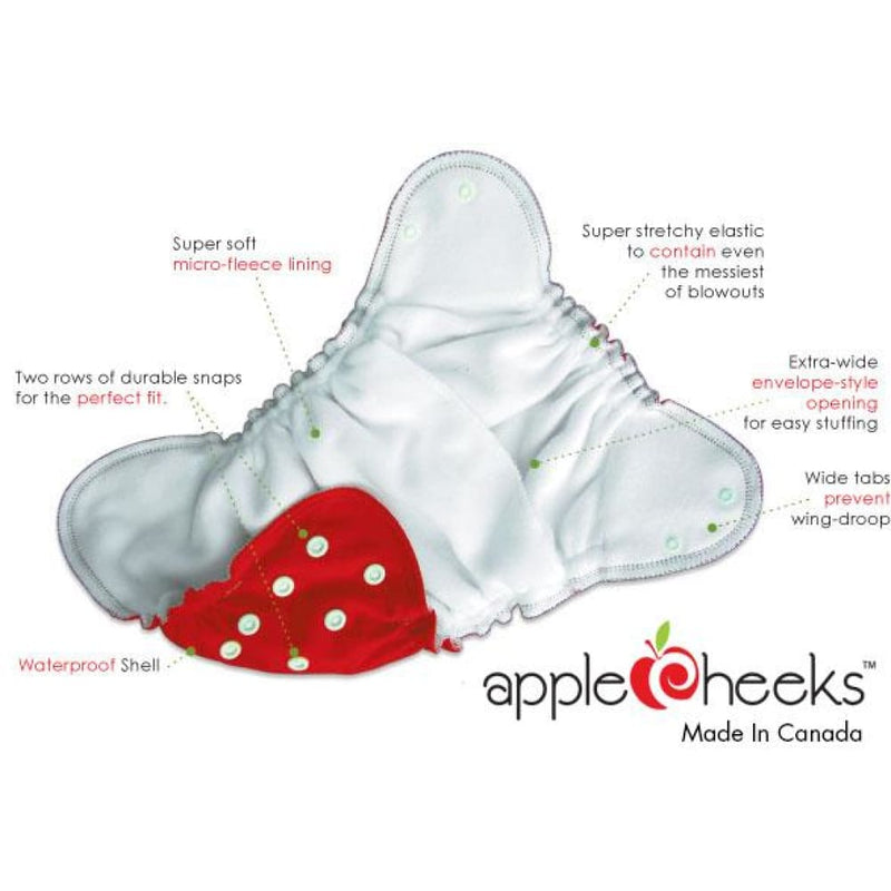 AppleCheeks - Cover One Size BTP (No insert)