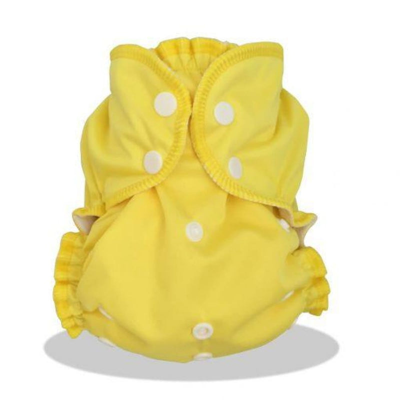 AppleCheeks - Cover One Size BTP (No insert) - Lemon Zest