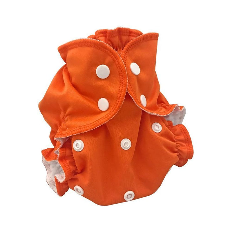 AppleCheeks - Cover One Size BTP (No insert) - Orange You Glad