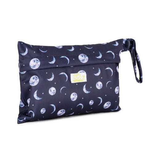 Baba+Boo - Mini Sanitary Pad Reusable Bag - Moons