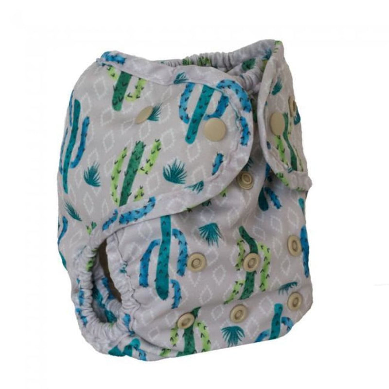 Buttons Diapers - Diaper Cover - One Size - Canyon