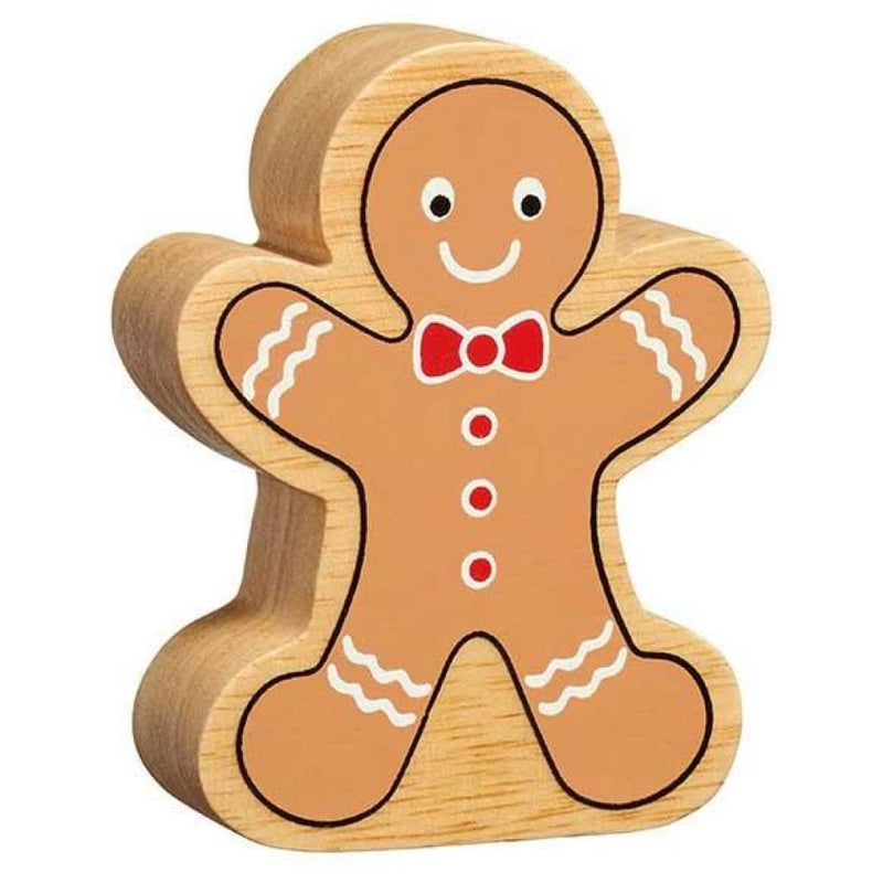 Lanka Kade - Christmas figures - Natural gingerbread man
