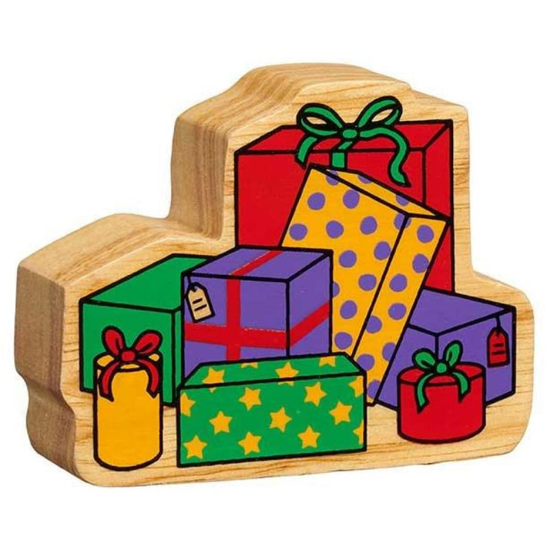 Lanka Kade - Christmas figures - Natural stack of presents