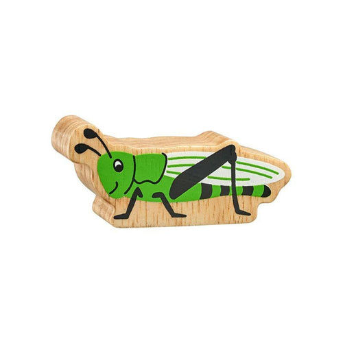 Lanka Kade - Insects Figures - Natural green grasshopper