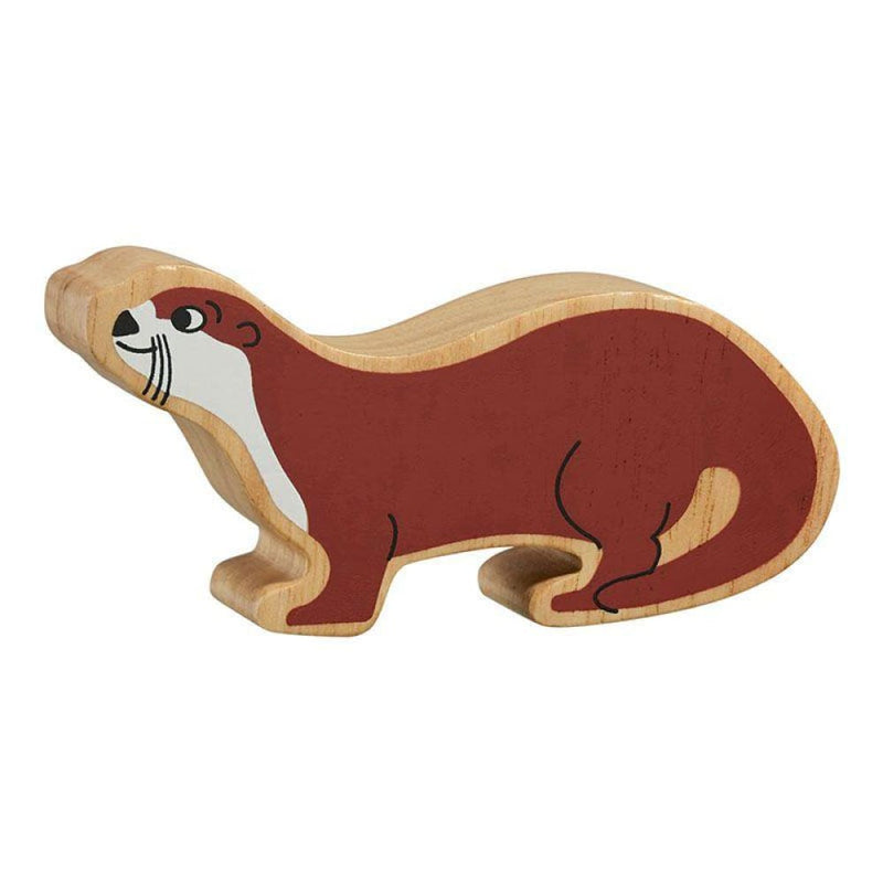 Lanka Kade - Sea animals Figures - Natural brown otter