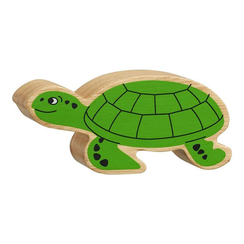 Lanka Kade - Sea animals Figures - Natural green turtle