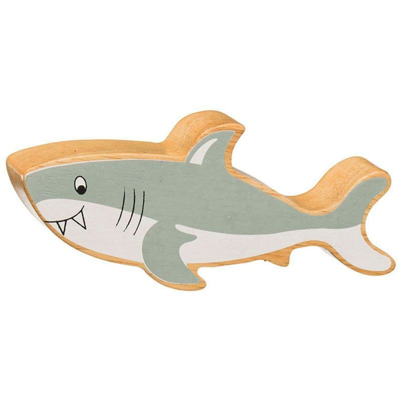 Lanka Kade - Sea animals Figures - Natural grey shark