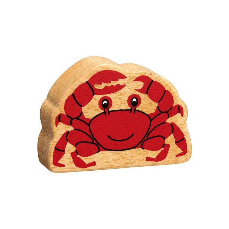 Lanka Kade - Sea animals Figures - Natural red crab