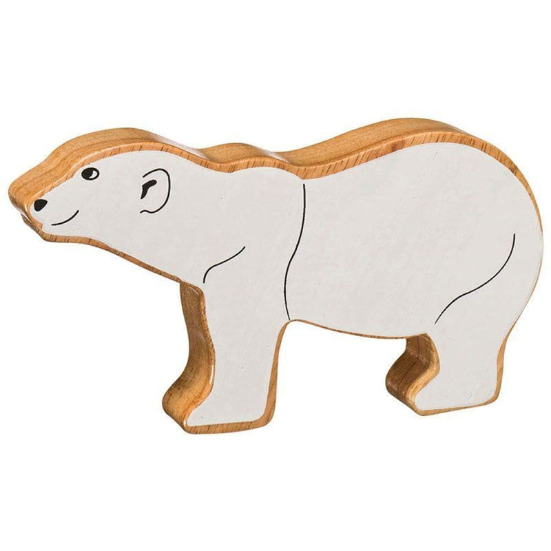 Lanka Kade - Sea animals Figures - Natural white polar bear
