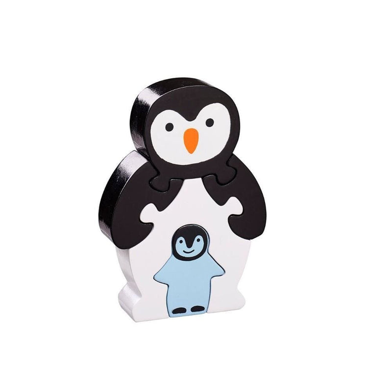 Lanka Kade - Simple puzzles - Penguin & baby